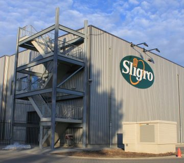 Sligro en vrijetijdscentrum Zwolle 3