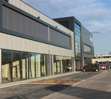 Sligro en vrijetijdscentrum Zwolle 2