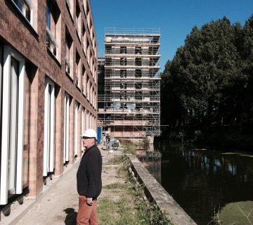 Nieuwbouw studentenhuisvesting Amsterdam 6