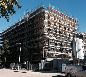 Nieuwbouw studentenhuisvesting Amsterdam 5