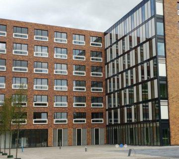 Nieuwbouw studentenhuisvesting Amsterdam 0