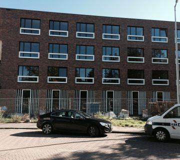 Nieuwbouw studentenhuisvesting Amsterdam 1