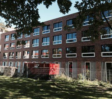 Nieuwbouw studentenhuisvesting Amsterdam 2