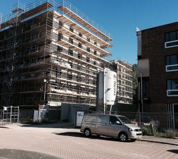 Nieuwbouw studentenhuisvesting Amsterdam 3