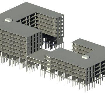 Nieuwbouw studentenhuisvesting Amsterdam 7