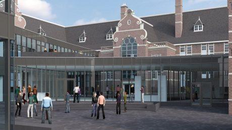Uitbreiding en verbouwing schoolgebouw OSG West-Friesland
