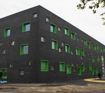 Nieuwbouw VSO school Europalaan Utrecht 4