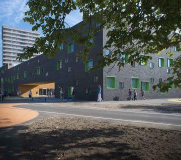Nieuwbouw VSO school Europalaan Utrecht 5