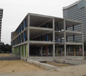 Nieuwbouw VSO school Europalaan Utrecht 6