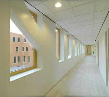 Nieuwbouw VSO school Europalaan Utrecht 14
