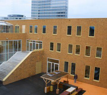 Nieuwbouw VSO school Europalaan Utrecht 13