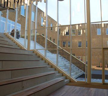 Nieuwbouw VSO school Europalaan Utrecht 12
