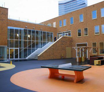 Nieuwbouw VSO school Europalaan Utrecht 11