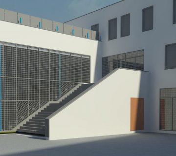 Nieuwbouw VSO school Europalaan Utrecht 2