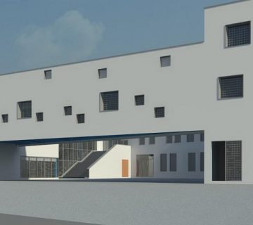Nieuwbouw VSO school Europalaan Utrecht 9