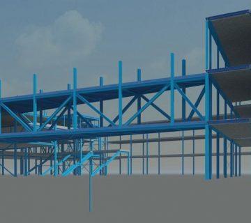 Nieuwbouw VSO school Europalaan Utrecht 1