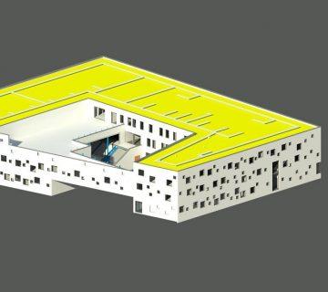 Nieuwbouw VSO school Europalaan Utrecht 8