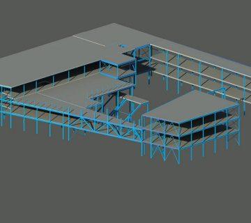Nieuwbouw VSO school Europalaan Utrecht 7
