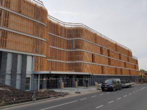 Parkeergarage Driebergen Zeist - constructie