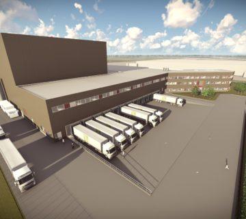 Nieuwbouw Euroma Hessenpoort Zwolle 1