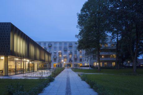 Architectuurprijs Nijmegen: eervolle vermelding voor Kloostertuin Brakkenstein