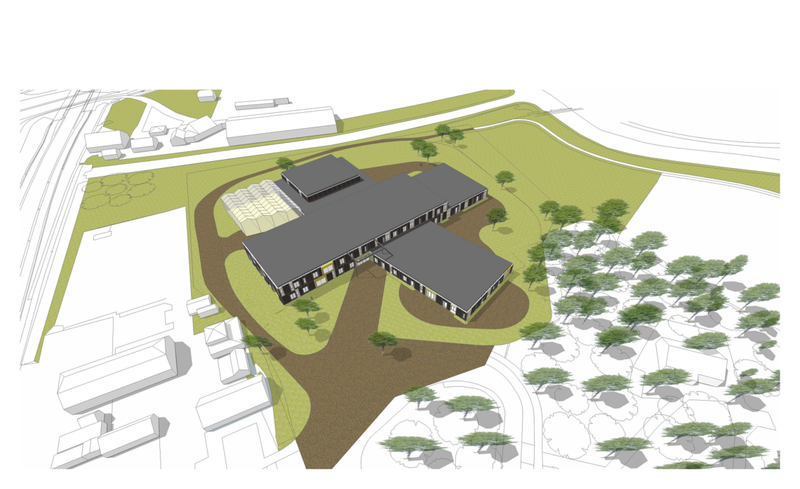 Scholencomplex De Vosheuvel Amersfoort
