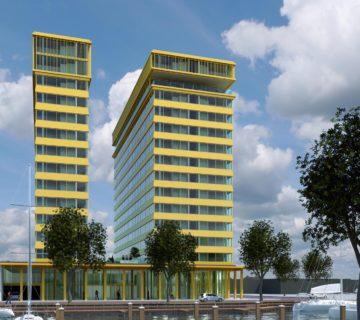Nieuwbouw hotel Holiday Inn Express Amsterdam 0