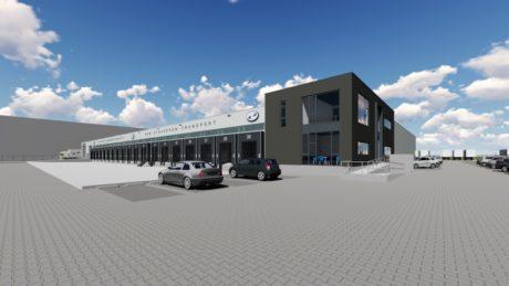Nieuwbouw voor VSDV LogistiX in Amsterdam gestart