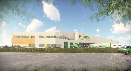 Start nieuwbouw distributiecentrum voor Postuma AGF in IJsselmuiden