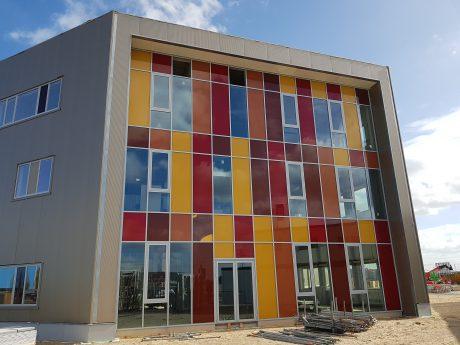 Hoogste punt Euroma in Zwolle bereikt