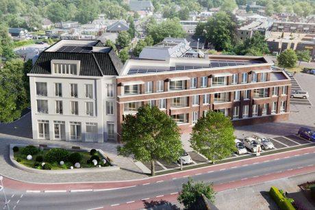 Start bouw luxe appartementen Korte Kuipersweg Epe