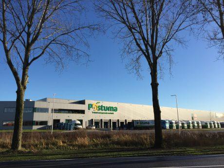 Oplevering bedrijfspand Postuma AGF IJsselmuiden