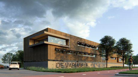 Nieuwbouw de Variabele te Nijmegen gestart