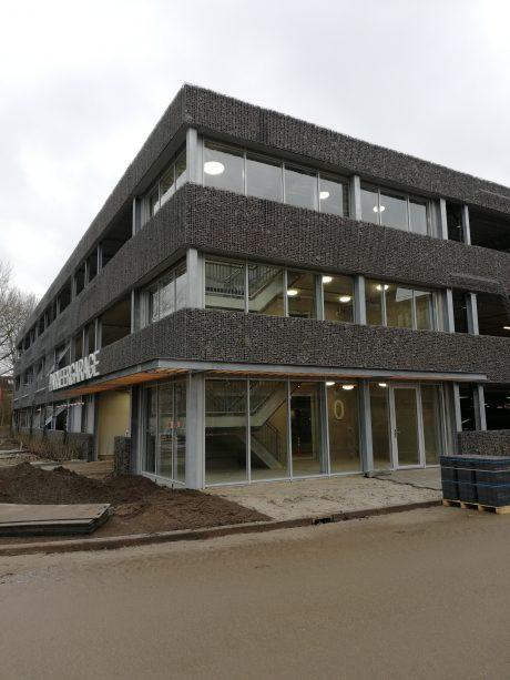 Bouw Parkeergarage Lange Land Ziekenhuis te Zoetermeer gereed