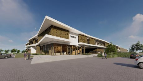 Bouw gestart voor 34.000m² distributie centrum Dimensio