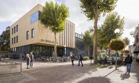 Deventer Bibliotheek ingezonden project Nationale Staalprijs 2020